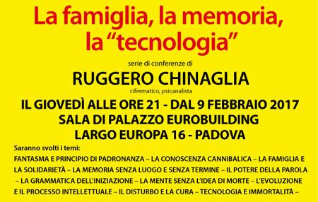la famiglia, la memoria, la tecnologia