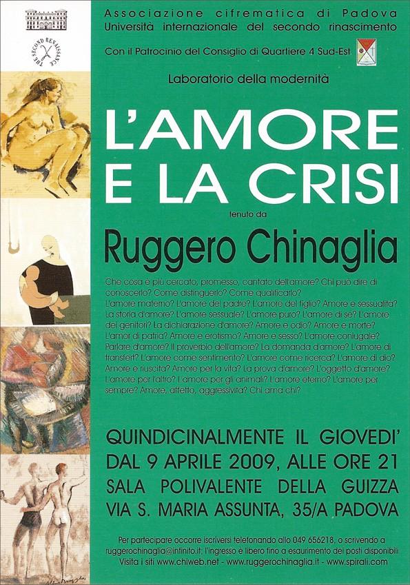 L'amore e la crisi