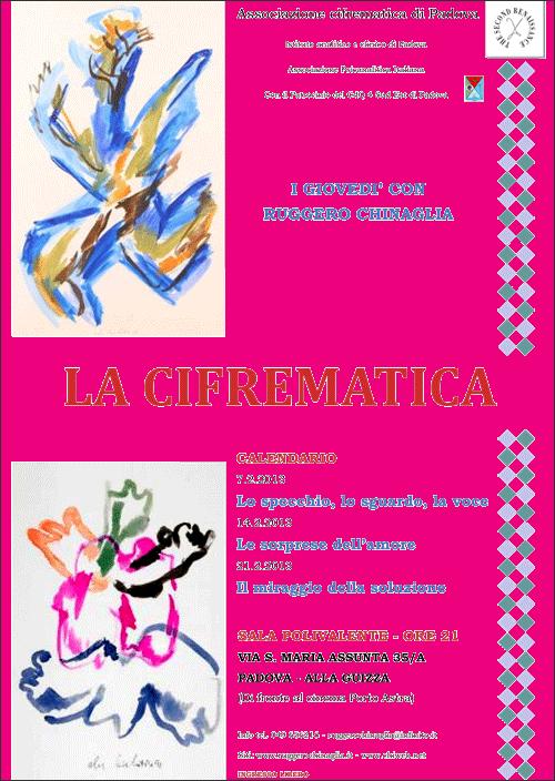 La cifrematica - Prima serie 2013