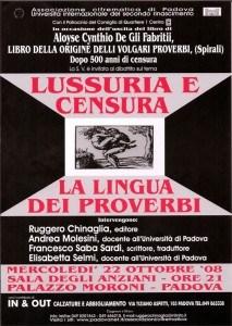 lussuria-censura