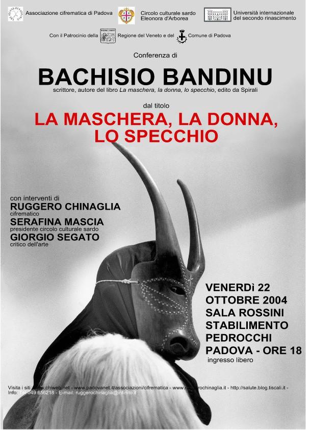 Bandinu manifesto Padova