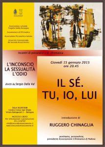 Bologna 15 gen 2015